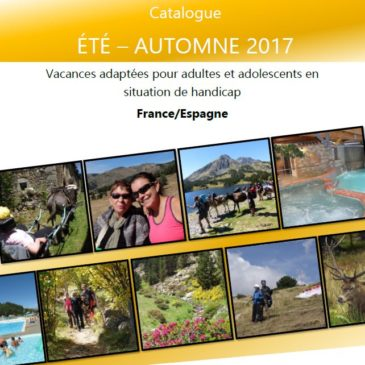 Catalogue été 2017