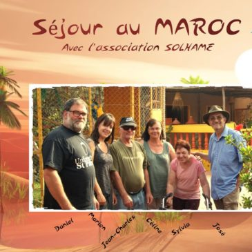 Séjour au Maroc 2019